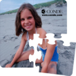 "Full Color Sublimated 7"" x 9"" Puzzle"