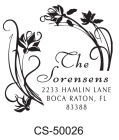 Designer Address Stamper