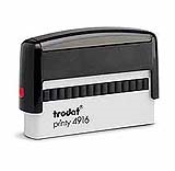 Trodat 4918 Printy Self-Inking Stamp
